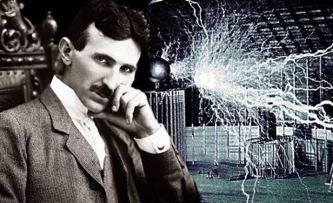 Elektriğin Tanrısı Tesla