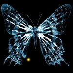 fringe sembol kelebek