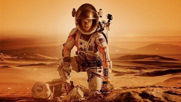 Marsta Bir Adam – Marslı Film İncelemesi