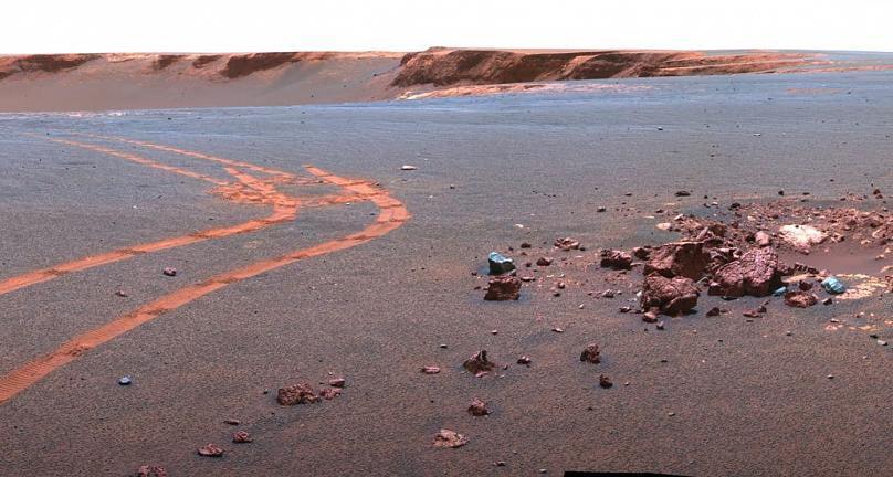 4k mars görüntüleri