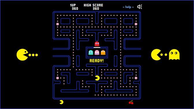 Pac-Man Arayüz