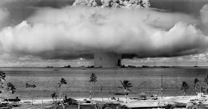 Oppenheimer'ın mucidi olduğu Atom Bombası