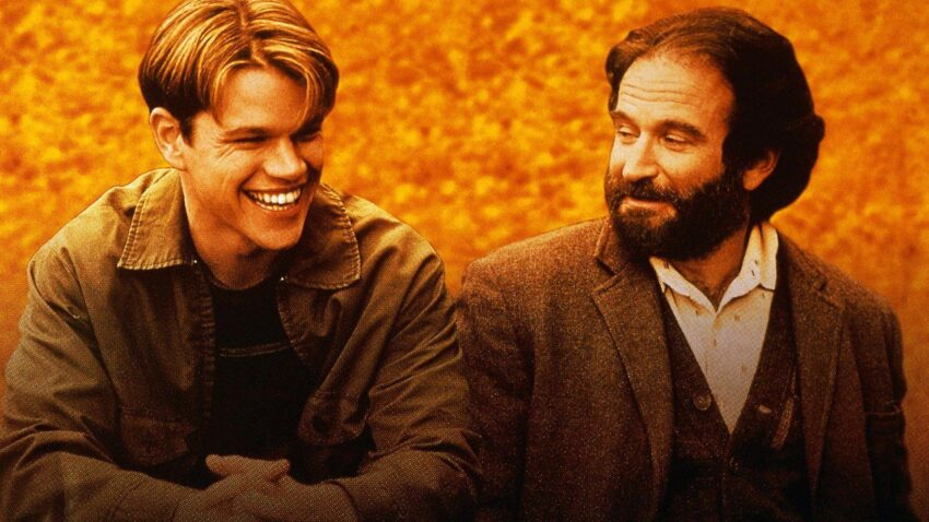 Good Will Hunting, Can Dostum, dahi