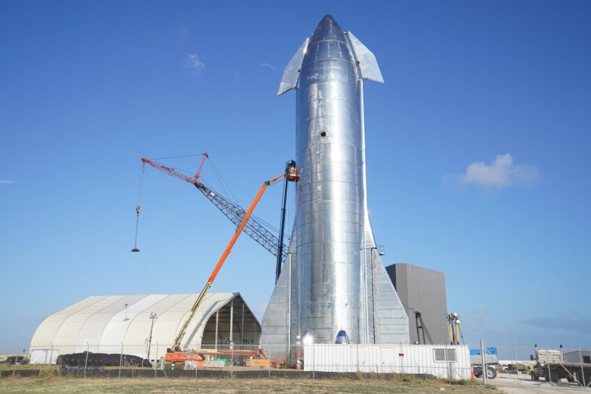 SpaceX-Starship