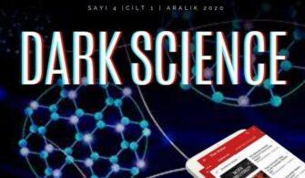 DARK SCIENCE Bilim Dergisi Aralık Sayısı Yayında!!