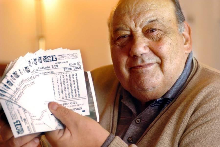Dünyanın en şanslı şanssız insanı Frane Salek