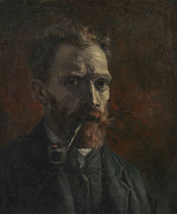 Vincent Van Gogh otoportresi