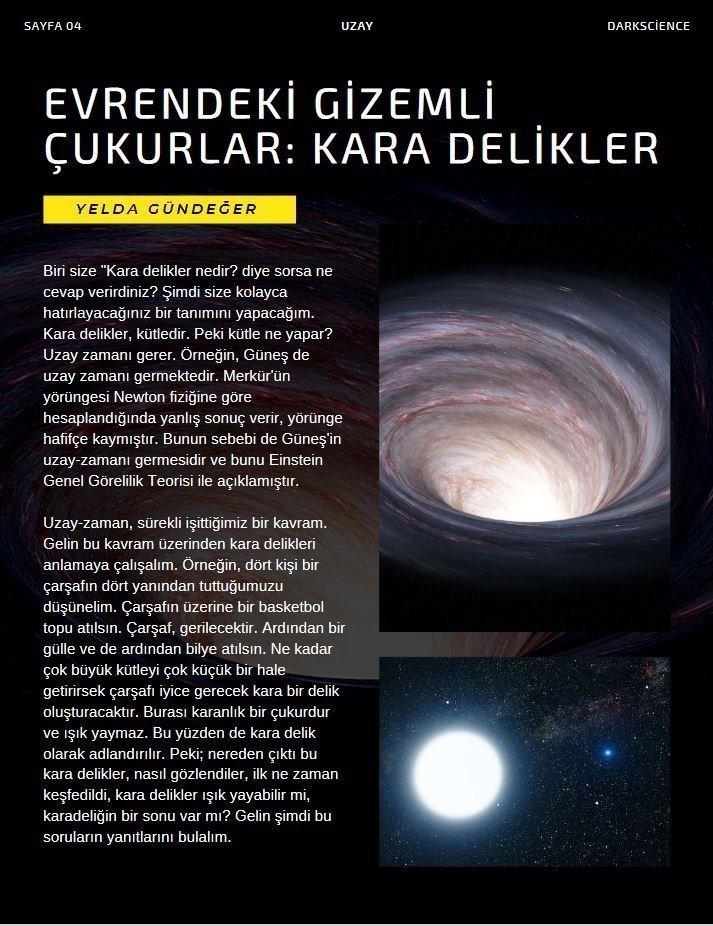 kara delikler